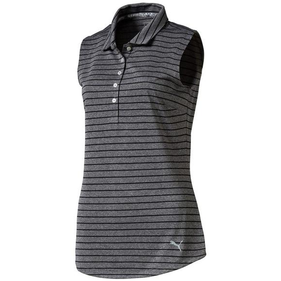 Puma Tops - NWT Puma Women's Sleeveless Golf Polo Large